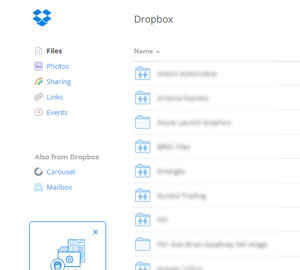 Business Resource Spotlight: Dropbox